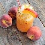 Clean Eating Georgia Peach Lemonade Recipe