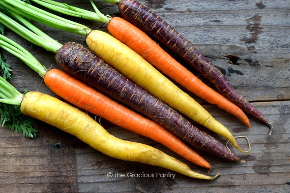 Your Guide To Carrots