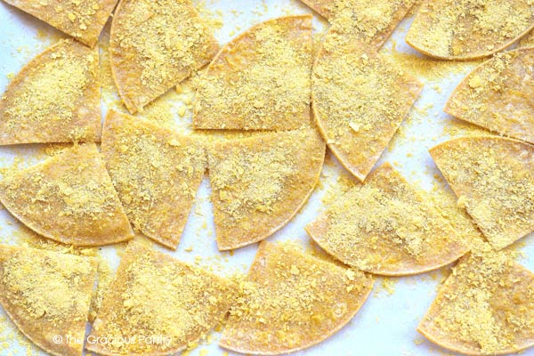 Clean Eating Doritos Recipe - Sprinkle Mix
