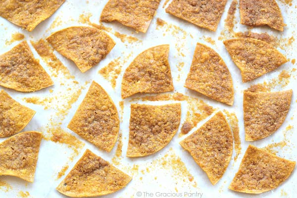 Clean Eating Doritos Recipe - Bake And Cool
