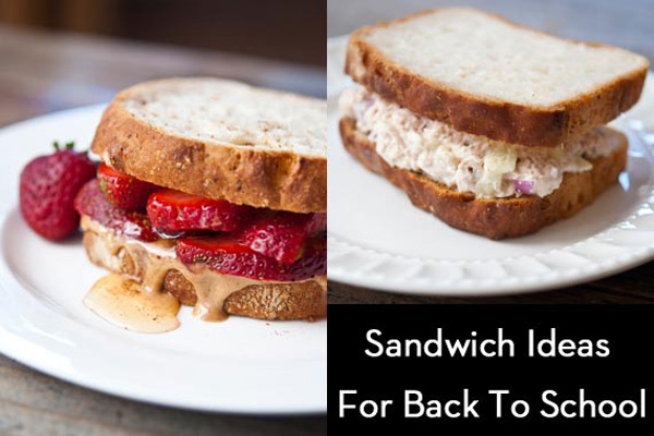 Clean Eating Thursday Recipe Linkup – Back To School Sandwich Recipes
