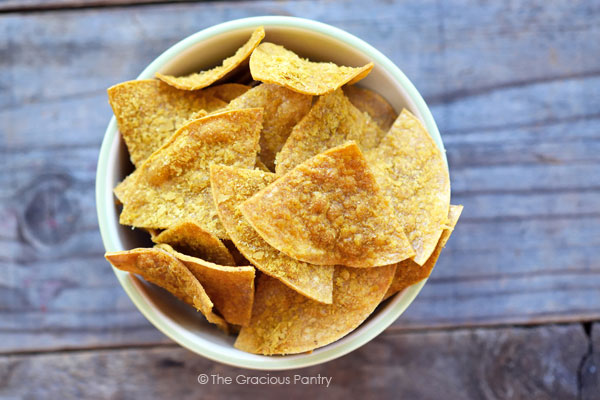 Clean Eating Doritos Recipe For A Healthy Snack