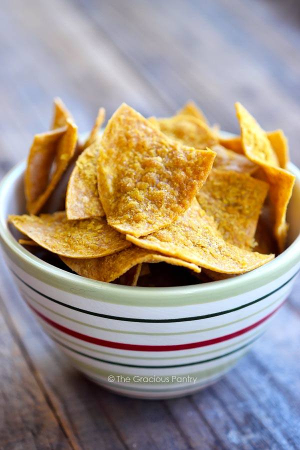 Clean Eating Doritos Recipe