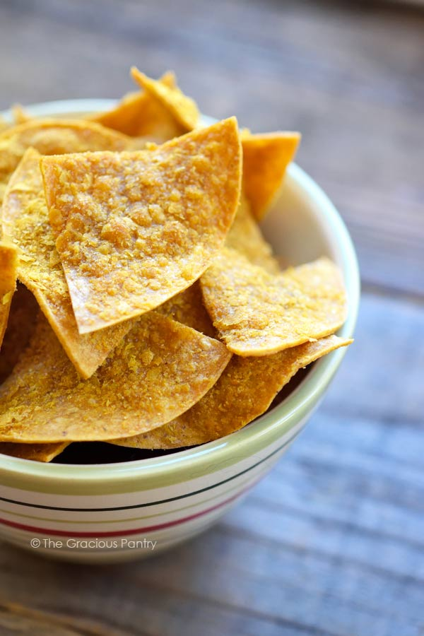 Clean Eating Doritos Recipe In Bowl