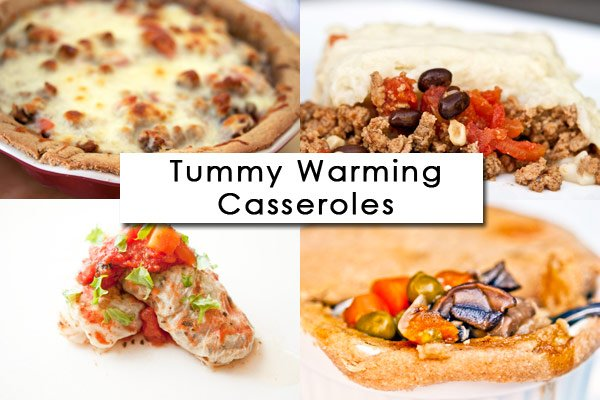 Clean Eating Thursday Recipe Linkup – Best Fall Casseroles