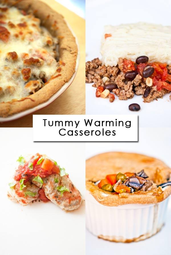 Clean Eating Thursday Recipe Linkup - Best Fall Casseroles