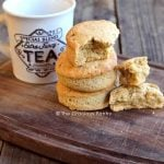 Clean Eating Tea Biscuits Recipe