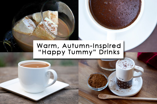 Clean Eating Thursday Recipe Linkup – Warm Autumn Inspired Drink Recipes