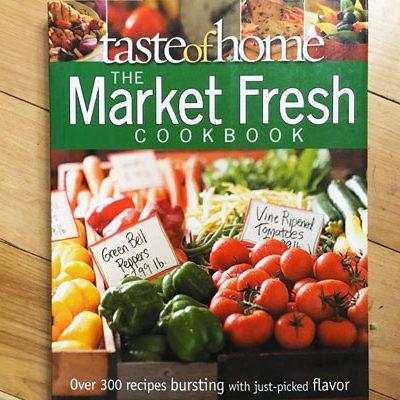 From My Bookshelf – Market Fresh Cookbook