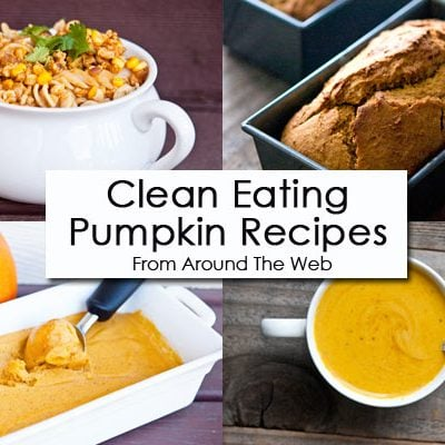 Clean Eating Thursday Recipe Linkup – Pumpkin Recipes