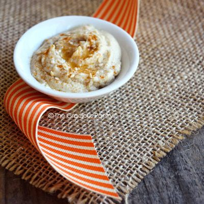 Clean Eating Tahini Dip Recipe