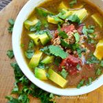 Clean Eating Slow Cooker Taco Soup Recipe