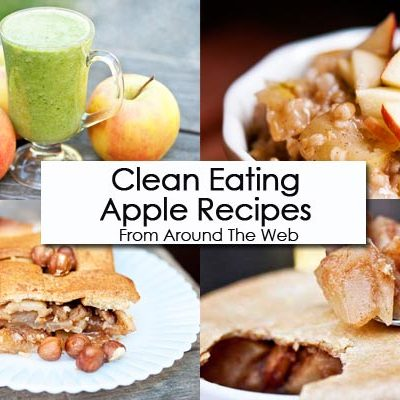 Clean Eating Thursday Recipe Linkup – Apple Recipes