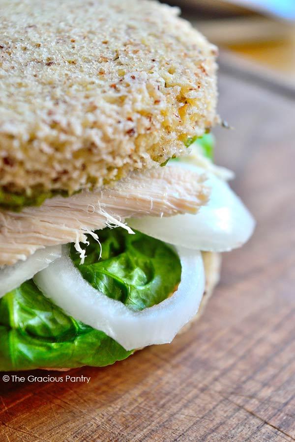 Clean Eating Pesto Turkey Sandwich Recipe