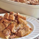 Clean Eating Pumpkin Spice French Toast Casserole Recipe