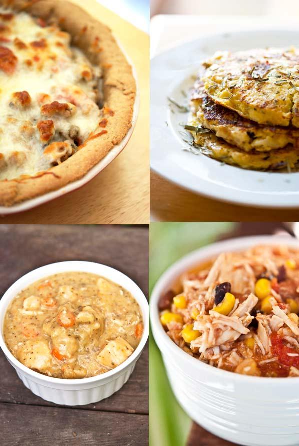 Clean eating thursday recipe linkup winter family dinners for Winter entrees