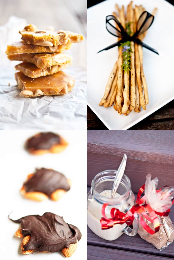 Clean Eating Thursday Recipe Linkup - Holiday Food Gifts
