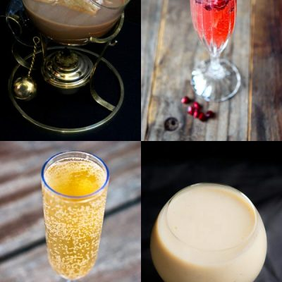 Clean Eating Thursday Recipe Linkup – Holiday Drink Recipes