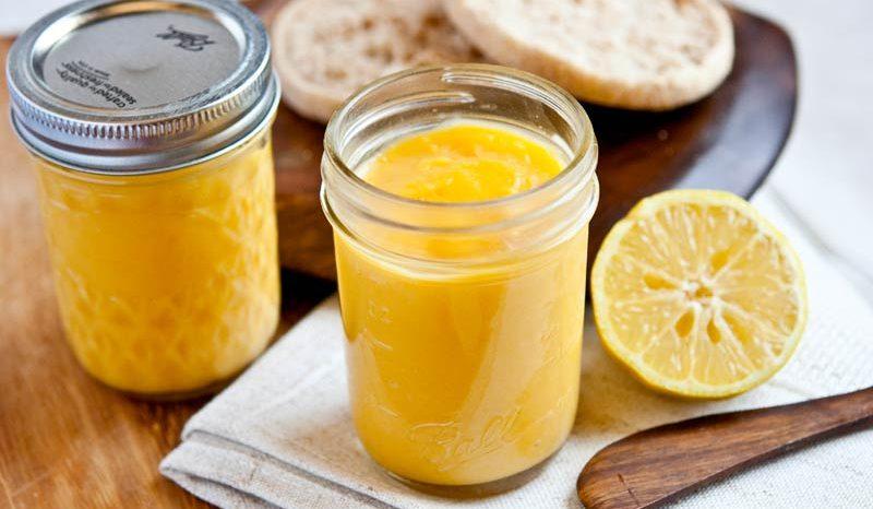 Clean Eating Lemon Curd Recipe