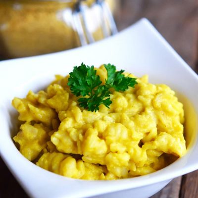 Clean Eating Macaroni & Cheese Dry Mix Recipe (Dairy Free)