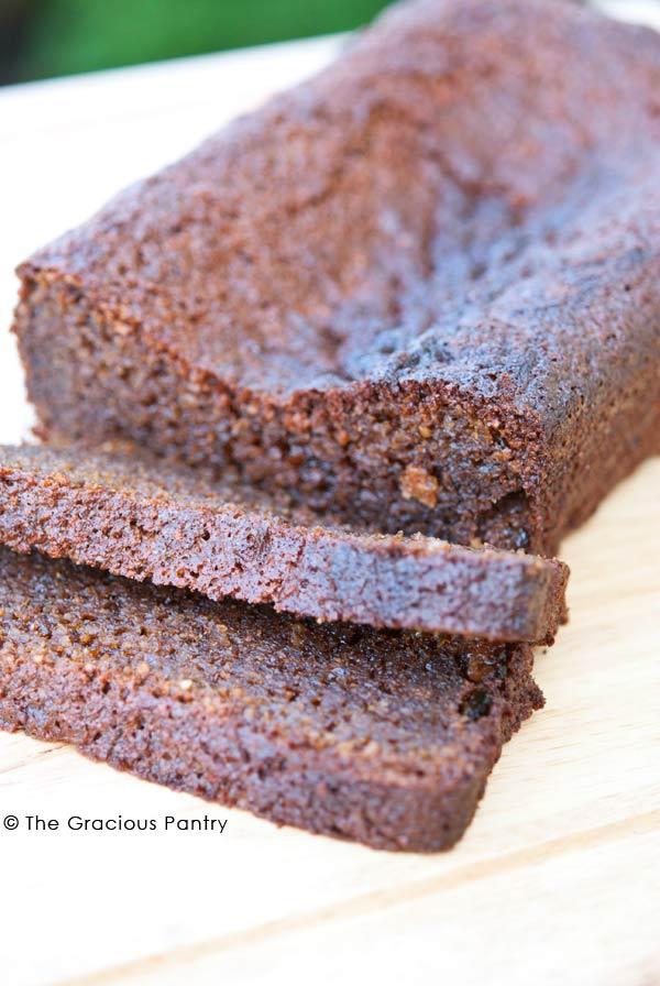 Clean Eating Grain Free Irish Spice Bread Recipe