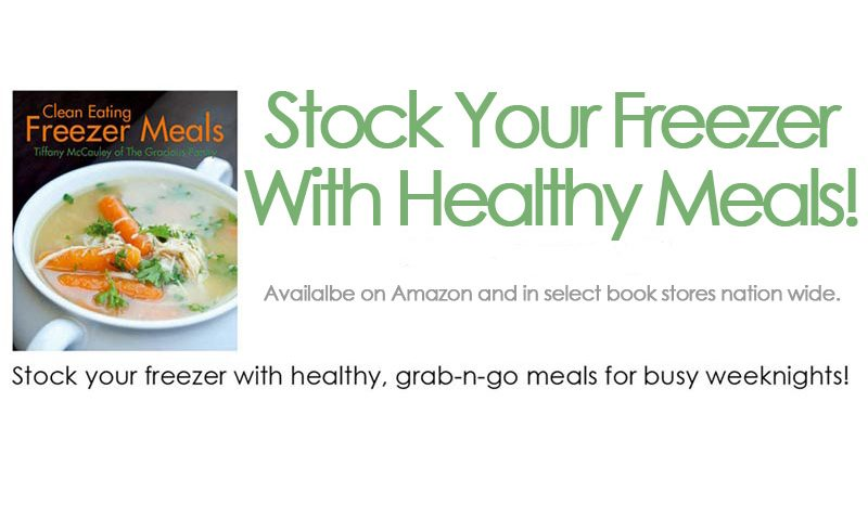 Clean Eating Freezer Meals Cookbook (Paperback)