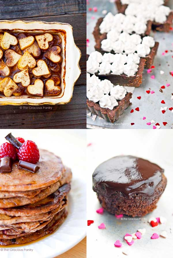 Clean Eating Valentine's Day Recipes
