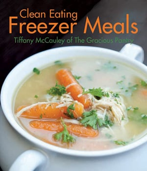 Freezer Meals Cookbok image