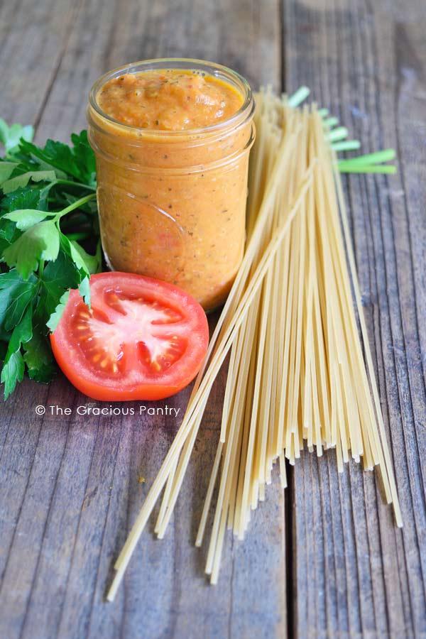 Clean Eating Marinara Recipe