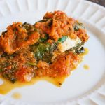 Clean Eating Pressure Cooker Spinach Chicken Recipe