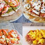 4 Clean Eating Meal Prep Pita Pizzas You Can Prep In Minutes!
