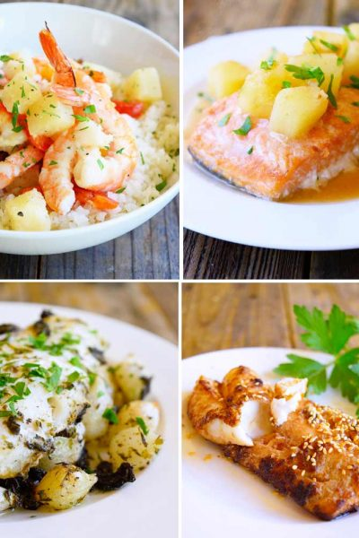 5 Clean Eating Seafood Recipes You Can Prep In Less Thank 20 Minutes!