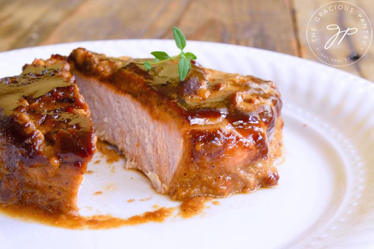 Clean Eating Pork Marinade Recipe
