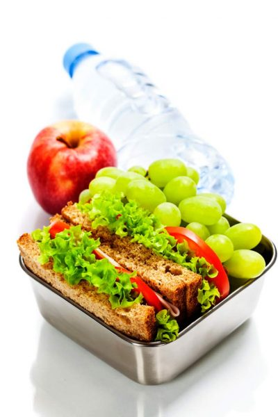 6 Ideas for Making Kids' Lunches both Simple and Healthy