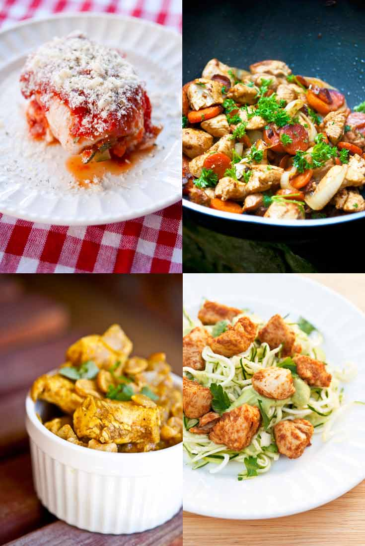 40 Clean Eating Chicken Breast Recipes