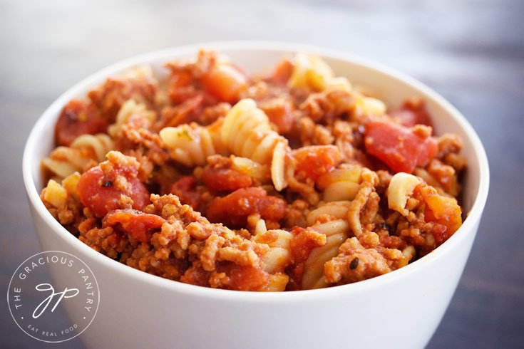 Clean Eating Goulash Recipe Ready To Eat