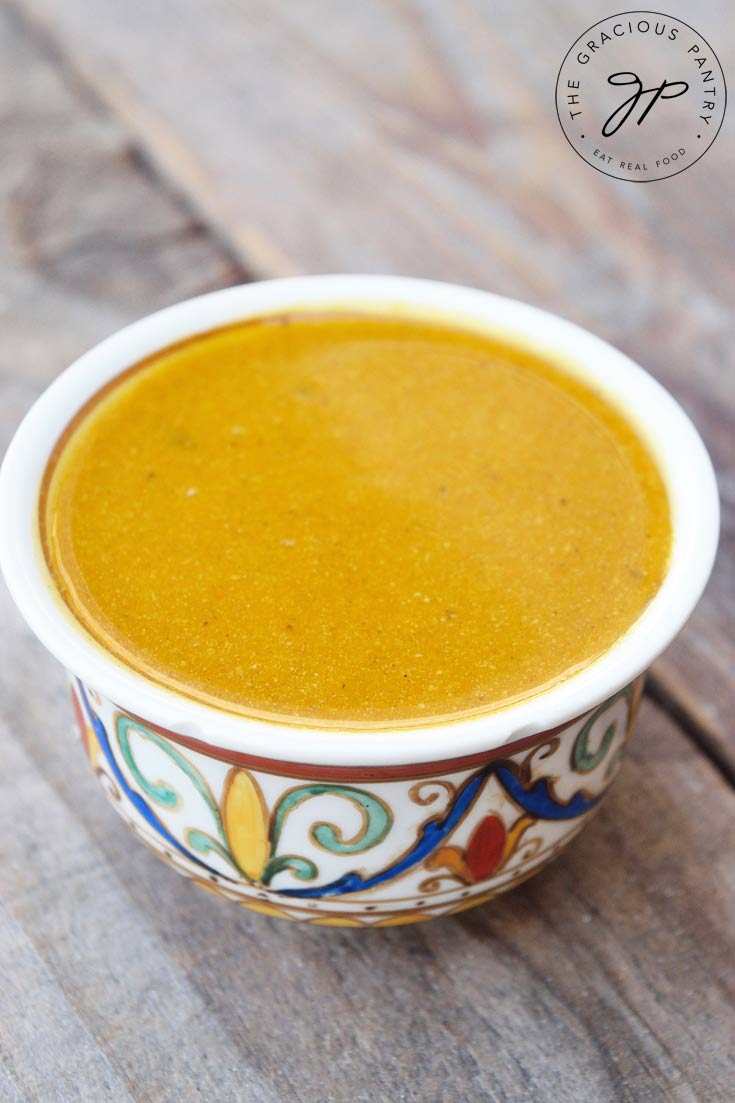 Clean Eating Quick & Easy Pumpkin Soup Recipe In A Mug