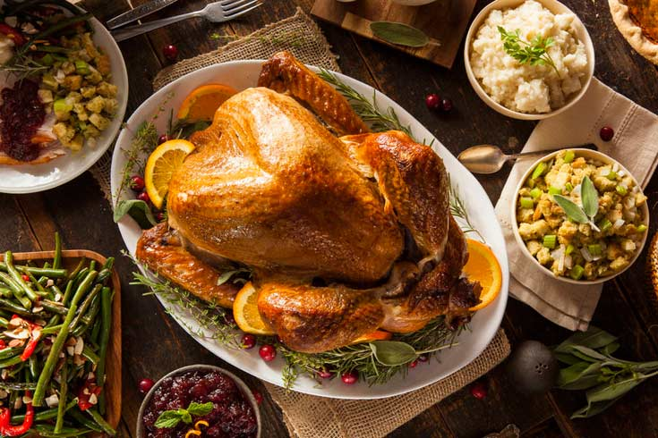 Clean Eating Thanksgiving Dinner Recipes
