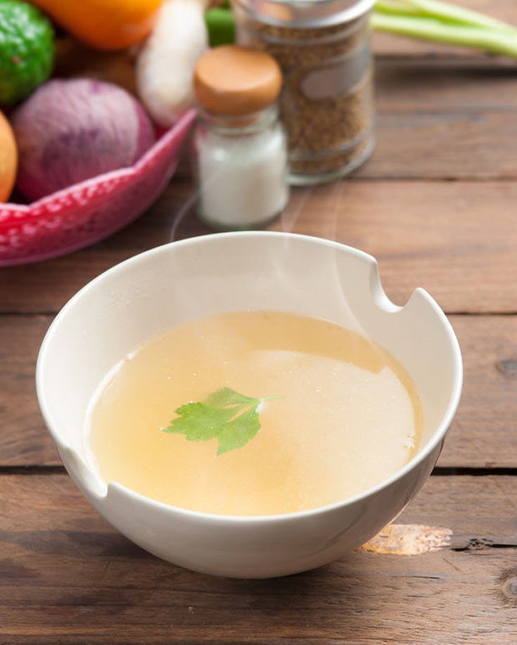 Clean Eating Turkey Broth Recipe