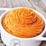Clean Eating Duchess Style Sweet Potatoes Recipe