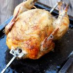 Clean Eating Stupid Simple Rotisserie Chicken Recipe