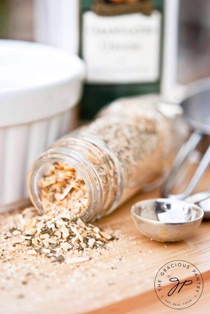 Clean Eating Onion Soup Mix Recipe