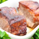 Clean Eating Asian Style Pork Chops Recipe