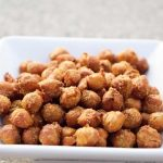 Clean Eating Air Fryer Roasted Chickpeas Recipe
