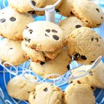 Clean Eating Lavender Chocolate Chip Cookies Recipe