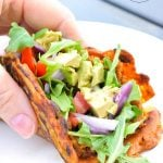 Clean Eating Chickpea Tacos Recipe