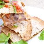 Clean Eating Loaded Sheet Pan Quesadillas Recipe