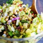Clean Eating Italian Chopped Salad Recipe