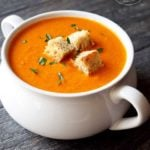 Clean Eating Pressure Cooker Tomato Soup Recipe