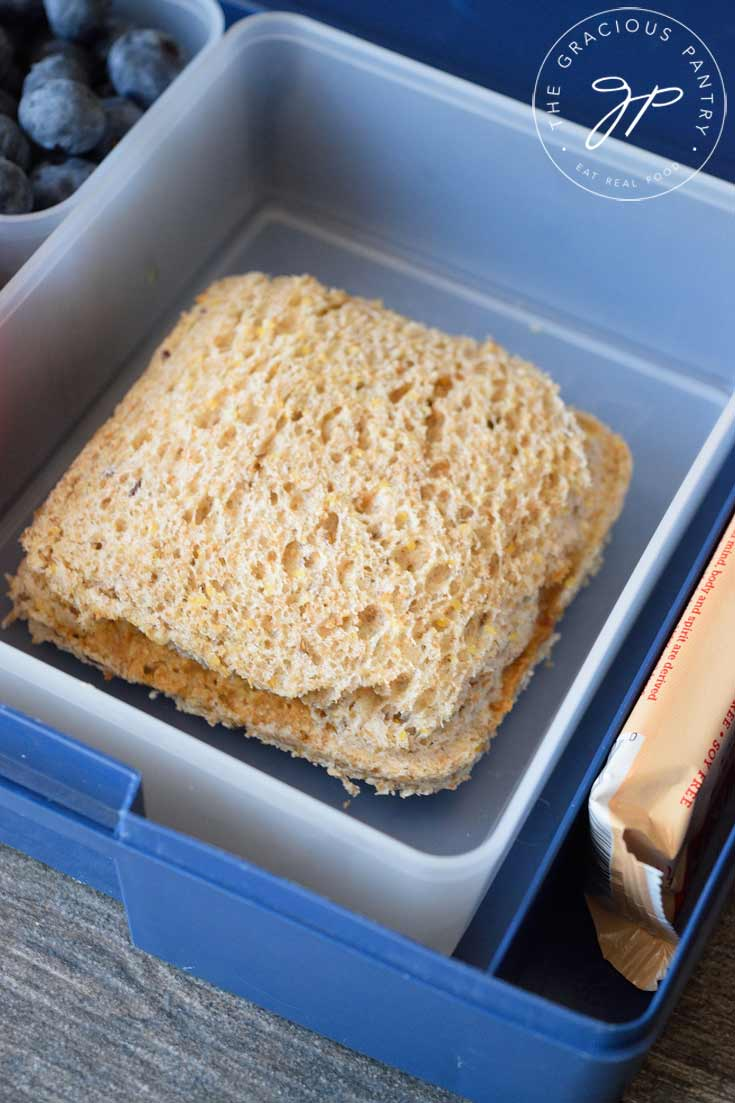 Clean Eating Uncrustables Recipe